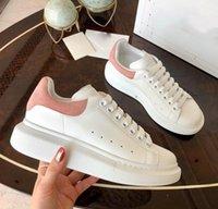 [مع صندوق] 2021 مصمم جودة عالية الرجال النساء أحذية espadrilles الشقق منصة المتضخم حذاء رياضة إسبادريل حذاء شقة 36-46 i6uy #