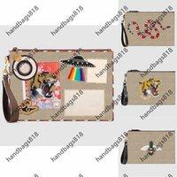 Women Designer Bags Clutch Bag Handbags mens pochette L ady wallet envelope Fashion coin purse Toiletry Pouch womens classic ladies sale wallets card holder