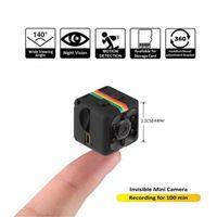 Mini caméra 1080p mini caméscopes automobiles Sport DV Sport DV Infrarouge Vision nocturne Vision de voiture caméra numérique enregistreur vidéo Dash caméras voiture DVR