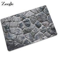 Carpets Zeegle Welcome Door Mats Carpet For Living Room Outdoor Rugs Non-slip Doormats Bedroom Bedside Rug Mat Bathroom