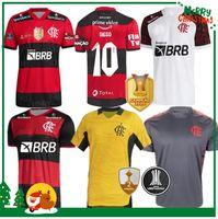 21 22 Flamengo جيرسي 2021 2022 جيريرو دييغو فينيسيوس جونيور جونز الفانيلة غابرييل ب الرياضة كرة القدم الكبار الرجال والمرأة قميص