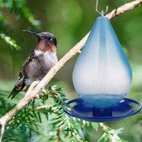 Otros suministros de aves 2021 Alimentador de colibríes Colgando al aire libre Proporcionar decoración de jardín interior