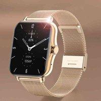 Designer Luxe Merk Horloges Oth Call Smart Men Dames Smart ECG Fitness Tracker Waterdicht 1,69 Inch Touchscreen voor Android IOS + Box