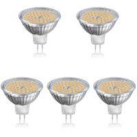 電球MR16 GU5.3 12V LED電球7W BIピンベースGX5.3ランプ35Wハロゲン交換の天井、壁の照明