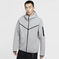 Herren Hoodie Jacke Sportswear Designer Reißverschluss Strickjacke Hoodies Tech Fleece Windrunneor Mode Freizeit Sport Jacken Laufende Fitness Mantel