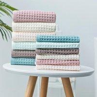Toalha de algodão manta facial cuidado banho toalhas de banho de lençóis El Spa qualidade 34 * 74cm perfeito para uso diário