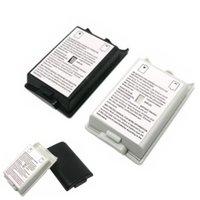 Copertura della cassa della batteria bianca nera per la batteria ricaricabile del controller wireless Xbox 360 / Xbox360