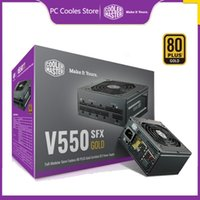 Cooler Master V550 V650 SFX Gold 80plus Alimentation 850W Module complet 550W 650W PC ATX PSU FANS Coolings