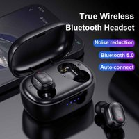 Bluetooth Earphones TWS Wireless Earbuds in-ear gaming headset With Charger Box 5.0 mobile phones Handsfree Smart Touch Hi-Fi Bass Stereo headphones For xiaomi huawei