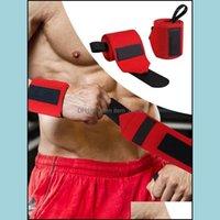 Sécurité athlétique de plein air en tant que sport en plein air perdeur de pertes de poignet support support pour la force de l'électricité de la force croisée musculaire