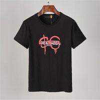 2021 стиль ins ins tiger head вышивка футболка дизайнеры одежды мужские дизайнер женщины мужчины повседневная футболка азиатский размер m-xxxl # A36