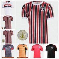 FC Sao Paulo Fussball Jersey 2021 2022 Fußballhemd Dani Alves Pablo Pato Jerseys Camisa de Futebol 21 22