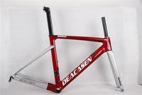 Bisiklet Çerçeveleri Deacasen Karbon Yol Çerçevesi DI2 Mekanik T1000 UD Süper Hafif Satılık İyi Performans Bisiklet