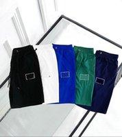 Pantaloncini da jogging da jogging di Breve di lusso di lusso di alta qualità Pantaloncini rilassati Pantaloni rilassati EmbroideryDesigner Sport per il tempo libero all'aperto Nuoto