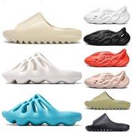 adidas yeezy yeezys yezzy yezzys 2021 Kanye Homens Mulheres Sandal Sapato para Chinelos Ocidentais Desenhista Plataforma Espuma Corredor Triplo Verão Outdoor Casa Ao Ar Livre Slide
