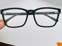 5707-B جديد نظارات البصريات مع حماية للرجال النساء خمر القط العين اللوحية إطار شعبية أعلى جودة تأتي مع حالة النظارات الكلاسيكية