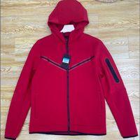 Tech Fleece Mens Hoodies Space Cotton Jackets Womens Tracksuit High Quality Muti Colors