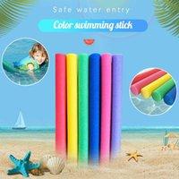 Schwimmen Schwimmen Pool Nudel Wasser Float Aid Nudeln Schaum für Kinder über 5 Jahre alt und erwachsenen Bunte #gh Zubehör