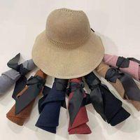 Hats Bucket Hat Straw Children Sun Protection Empty Beach Fisherman Uv Roll{category}