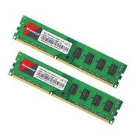 KUESUNY 8GB RAM KIT 2x4GB DDR3 1333MHZ DIMM PC3-10600 PC3-10600U 2RX8 CL9 1.5V 240PIN Non-ECC Desktop Memble Module совместимый