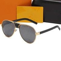 2021 Nuovi occhiali da sole polarizzanti Occhiali da sole da uomo Piccola scatola Trend Driving Occhiali da protezione UV speciali