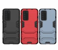 Hybrid Layer Shockproof Cases For Iphone13 Pro MAX Iphone 13 Mini One Plus Nord N200 5G N10 N100 9 Hard PC TPU Rugged Impact Combo Defender Holder Stand Back Phone Cover