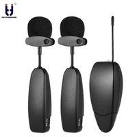 Headse de microphone sans fil ITUF 30M UHF Système micro pour amplificateur vocal Haut-parleurs enseignants GUIDES 210610
