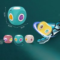 Fidget Toys Sensory Vent novelty Finger Bubble Gyro cube Anti Stress Kids Educational Learning Funny Gifts And Adults Decompression Toy Surprise wholesale