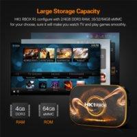 Smart TV Box Android 10,0 HK1 RBBOD R1 MAX 4GB RAM 128GB ROM TVBOX 4K Media Player USB3.0 Set Top 2G16G YouTube