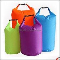 Bags Sports & Outdoors10L 20L Waterproof Bag Pack Sack Swimming Rafting Kayaking River Trekking Floating Boating Outdoor Dry Backpack Drop D