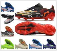 X Ghosted.1 الدقة إلى طمس FG رجل نساء الأولاد الشبح .1 الأحذية الدانتيل متابعة كرة القدم أحذية كرة القدم أحذية كرة القدم المرابط