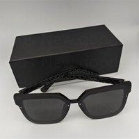 Donne di lusso Occhiali da sole all'aperto Occhiali da sole UV Polarizzazione Adumbral Vintage Metal Designer Designer Sole Glasses di alta qualità Ladies Gafas de Sol con scatola