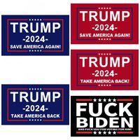 Trump Bandier 2024 Banner elettorale Donald Mantieni l'America Grande di nuovo Ivanka Flags 150 * 90cm 3x5ft DWA5461