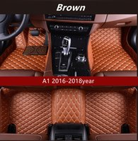 Suitable for Audi A1 2016-2018year customized non-slip non-toxic floor mat car