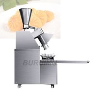 Baozi Filling Machine 220 v Automatic Dumpling Momo Making Manufacturer Steamed Stuffed Bun Maker Stainless Steel