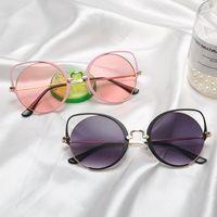 Sunglasses Rimless Women Vintage Carter Glass Big Designer Luxury Shades Men Brand Square Oversized Sun Sunglass Qbtmd