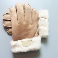 the gloves high-quality designer foreign trade new men's waterproof riding plus velvet thermal fitness motorcycle 5539