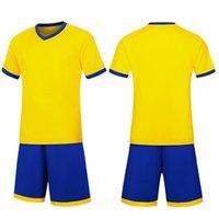 2021 Jersey di calcio Set Smooth Board 6095 Shirt Blue Shirt Assorbinazione Assorbire Traspitabili e morbidi Allenamento per bambini 04
