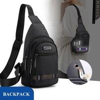 Backpack Sling Multipurpose Crossbody Shoulder Bag Travel Daypack Waterproof Bolsos De Hombro Lightweight One Strap Bagpack