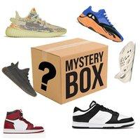 Mystery Box Scarpe Sport Sneakers Sneakers Molti colori Stile Colore Lucky 100% Surprise Surprise Pallacanestro di alta qualità Regali di Natale Regali di Natale Valore