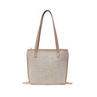 Autumn Winter Net Red Bag 2021 New Fashion Womens Bag Texture Messenger Bag Womens Versatile One Shoulder Bucket Totes