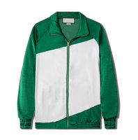 Fashion Designer Mens Jacket Windbreaker Long Sleeve Mens Floral Jackets Hoodie Clothing Zippe Up Jacket Coat Plus Size Clothes