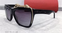 Design Fashion Decoration Outdoor Summer Eye Frame With 8041 Cat Simple And Quality Sunglasses Top Trendy Style Animal Uv400 Protective Arae