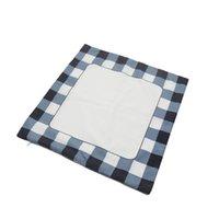 Пустой сублимационный корпус наволочки 40 * 40см сетки теплопередача мошидкой подушка 3 цвета домашний диван наволочки CCA12673 200 шт.