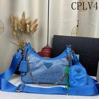 Hohe Qualität Mode Mondförmige Mittelalter Umhängetaschen Tote Hobo für Frauen Brust Pack Frauen Handtaschen Messenger Bag Fallschirm Stoff Leinwand Crossbody