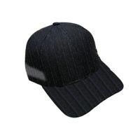 Мода ковш шапки шляпы Мужской движения Горра против отходов их бейсбольная кепка мужчины шляпа затенение прилив шарики регулируемое летнее гольф значок шапки шляпы коробки высокого качества