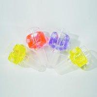 Hochwertiges frickbares Glycerin-Spulen-Schalen-Zubehör 14mm 18mm für Glasbong-Wasser-Rohrhaarige Shisha