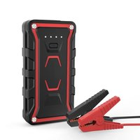 2021 20000mAh Emergency Jump starter Battery Power Bank Auto Booster Peak Amper 1600A for All Gas and 7L Diesel