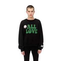 Amir i yidili bar with 21fw amiry smiling face loose Pullover Hooded Sweater men's and women's high street VXQV