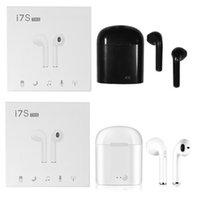 Wireless Headphone Bluetooth 5.0 Earphones i7 s TWS Mini Stereo Earbuds Sports Headset Black White For All Smartphone